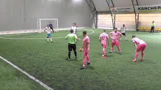 Полный матч Magnis Income 1 6 Duzain Fasad Турнир по мини футболу в Киеве