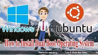 How to Install Dual Boot Operating System Windows XP\Vista\7\8\8.1\10 & any Linux OS or Ubuntu