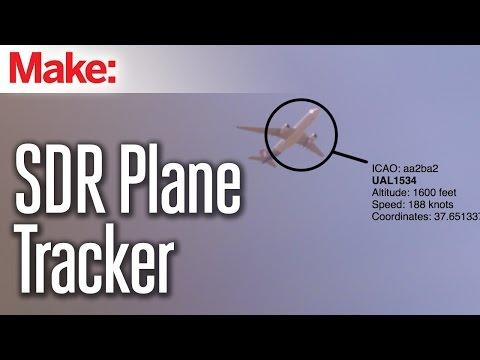 SDR Plane Tracker