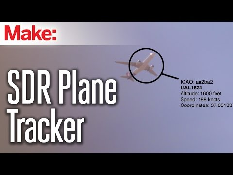 Tracking Planes with RTL-SDR — Electronics | Make:
