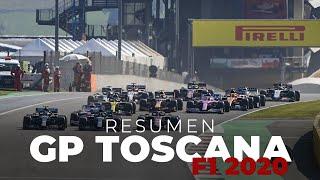 Resumen del GP de la Toscana - F1 2020
