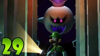 Luigi's Mansion: Dark Moon - Part 29 - Treacherous Mansion: E-2 Double Trouble