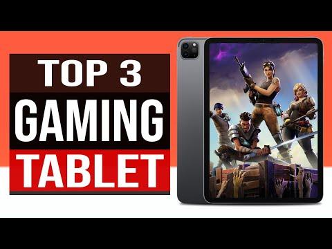 TOP 3: Best Gaming Tablet 2020