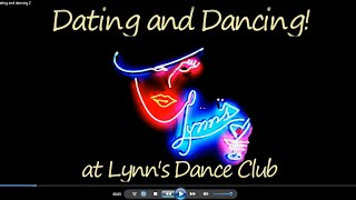 Speed Dating and Dancing at Lynn's
