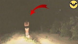 7 Videos Les Plus Terrifiantes Capturées en video dans La Réalité.