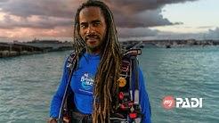My PADI Story - Andre Miller, Ambassador for Conservation