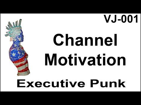 Executive Punk Video Journal 001