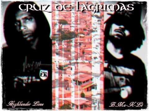 02 - Highlander Lone & B Ma-k-lé - Santa Cruz de Lágrimas (Part. K-Lot , Avalanche & André Machado)