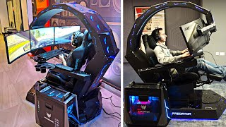 The Ultimate $15,000 Gaming Chair