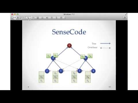 Low cost security for sensor networks