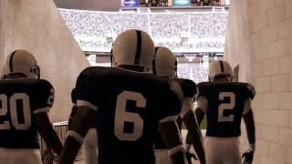 "Trailer - NCAA FOOTBALL 11 ""Entrances"" from EA for PS3 and Xbox 360"