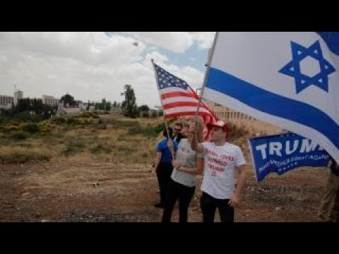 Trump follows through on Israel embassy promise
