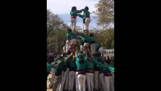 Castell - the Catalonia human tower
