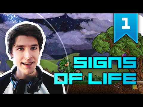 Let's play - Signs of Life - A brand new adventure! - EP1