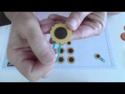Sunflower Embellishments : Paper Clips