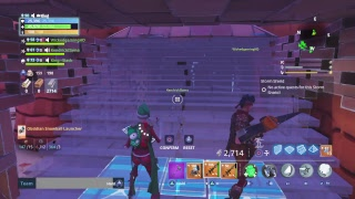 Fortnite STW Grinding LVL 100 Storm Chest | Giving Away Free Guns