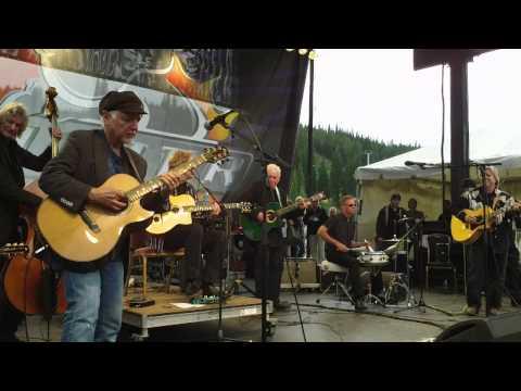 Bruce Cockburn All Star Jam at Copper Mountain 8-11-12