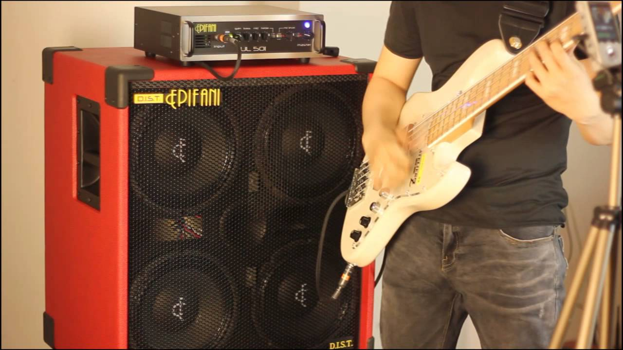 BNG录制】Epifani DIST 410 - YouTube