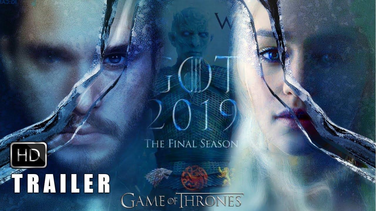 Game Of Thrones Season 8 Teaser 2019 2 Trailer The Great War