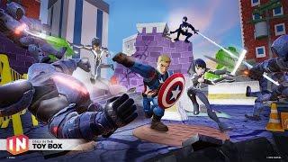 Disney Infinity Next: Marvel Battlegrounds Play Set