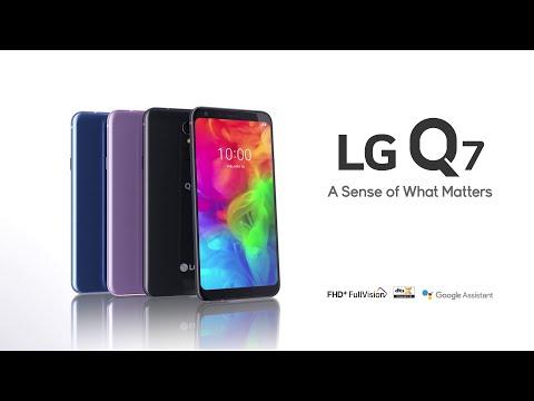 LG Q7 Video clips - PhoneArena