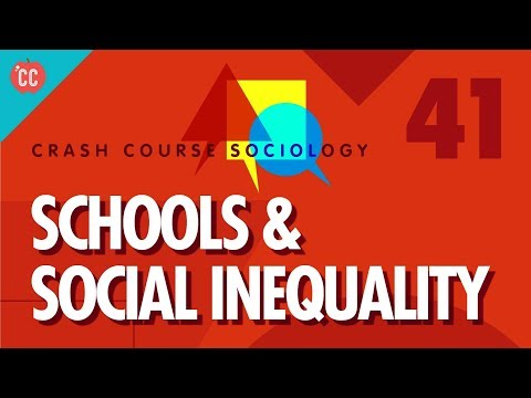 Schools & Social Inequality: Crash Course Sociology #41