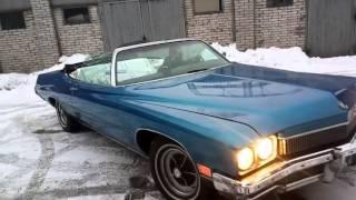 Аренда ретро автомобиля в Спб(Аренда ретро автомобиля Buick Centurion 1972 выпуска на вашу свадьбу или другое торжественное событие. Этот америка..., 2016-03-11T11:50:21.000Z)