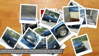 2004 Dodge Dakota Gainesville FL G0652A