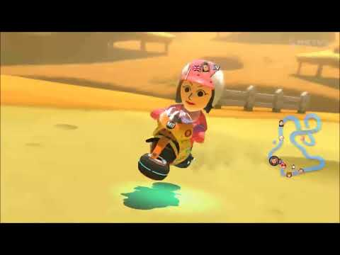 Mario's Karaoke Challenge - Single Player