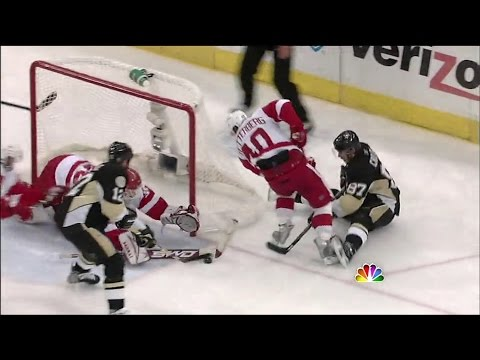 Throwback: Henrik Zetterberg's Conn Smythe Shift - 2008 SCF
