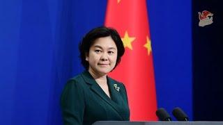 China slams U.S. for COVID-19 origin claims
