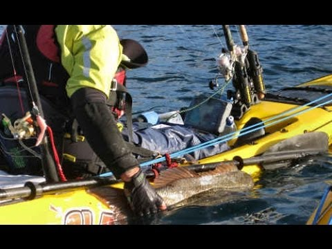 What Makes A Good Fishing Kayak?