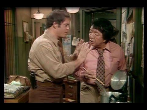Nick Yemana's Fish Head Soup  Barney Miller  1977