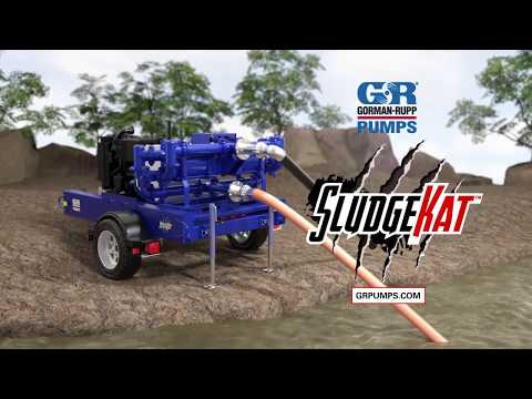 Gorman-Rupp HSK Series: The SludgeKat