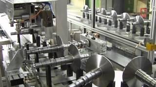 видео Автоматизация производства в машиностроении, автоматизация машиностроительного производства – «Рекорд Инжиниринг»