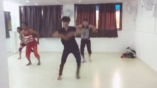 Love you zindagi dance choreography by Nirmal tamang movie dear zindagi at Bombay dance company