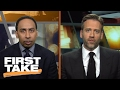 Could Carmelo To The Clippers Pave The Way For LeBron? | First Take