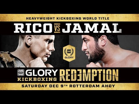 GLORY: Redemption - Official Press Conference