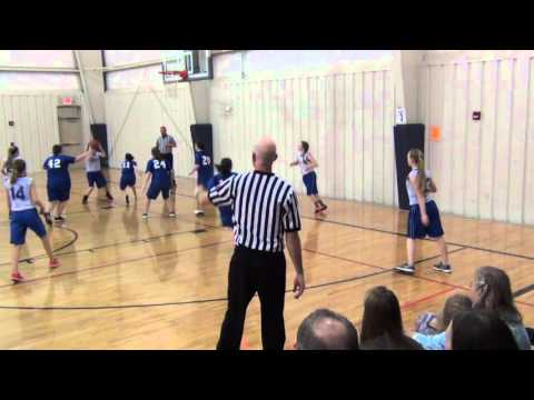 Northern Plains Christian Academy Girls vs Abilene Baptist Academy (evening game)