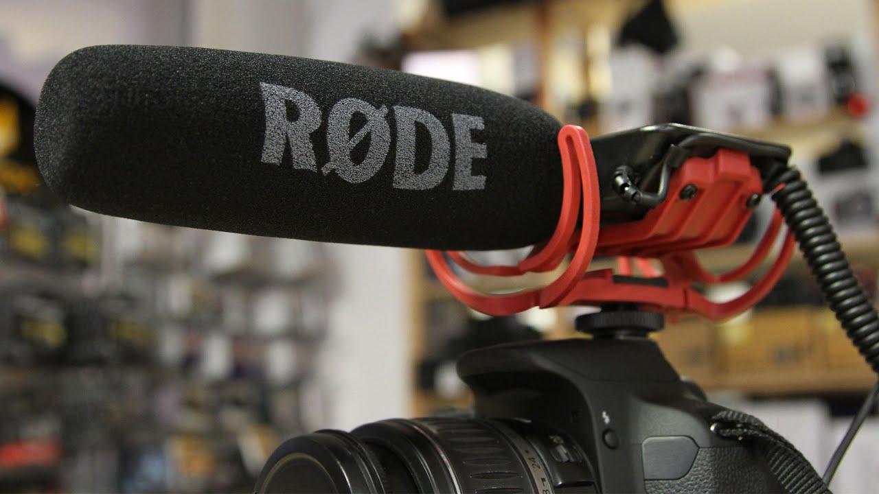 Microfono Rode VideoMic Rycote direzionale. Ollo Store e258813e21bc