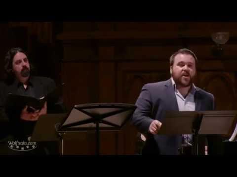 Aaron Short, tenor - Vaudemont's Aria, from Tchaikovsky's Iolanta
