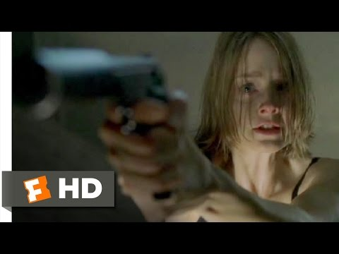 Panic Room (6/8) Movie CLIP - Hand in the Door (2002) HD streaming vf