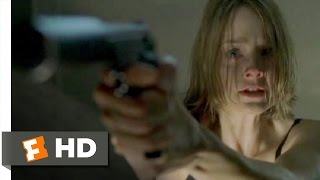Panic Room (6/8) Movie CLIP - Hand in the Door (2002) HD