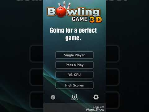 Bowling Game 3D (Android Gameplay)