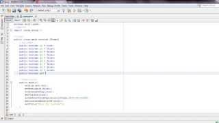 Making a Java quiz part 2   booleans and voids
