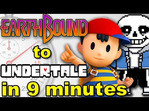 History of Earthbound: From MOTHER to UNDERTALE? - A Brief History
