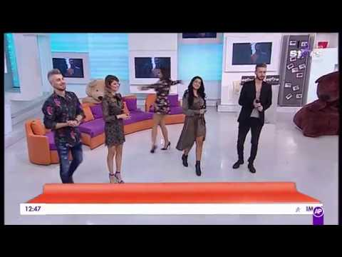 Mihai Chitu feat. Elena Ionescu - Dupa ani si ani @ Star Matinal de Weekend