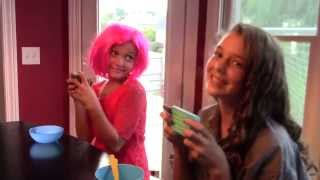 FroYo Yolo By Hailey & Kate With Dove Cameron from Liv & Maddie