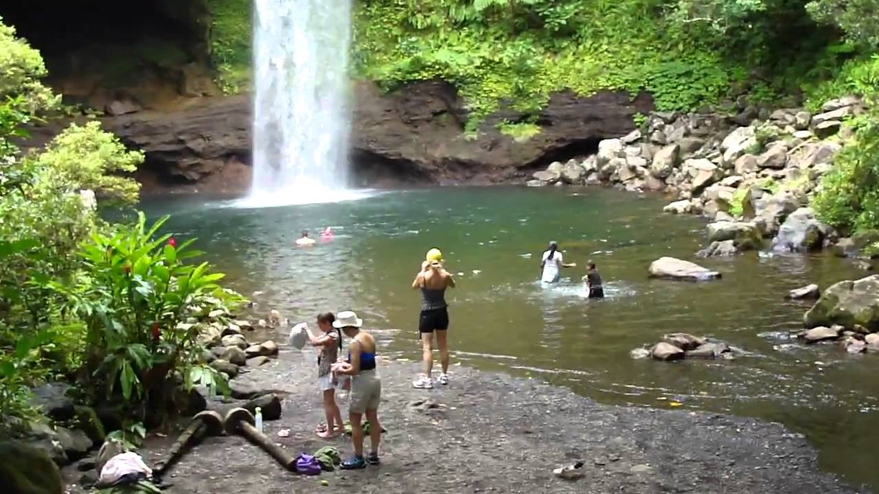Travels With Carole Taveuni Island Fiji Bouma National