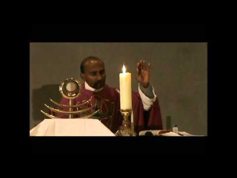 Lent Meditation and Healing Prayers by Fr.Lawrence at Dortmund, Germany on 17.02.2013 part 5 of 5